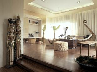 ,120平,现代,两居,客厅,白色,
