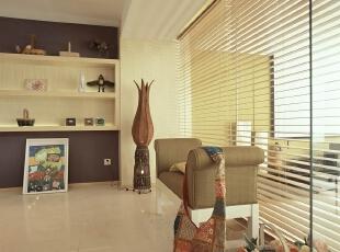 ,120平,现代,两居,客厅,黄白,