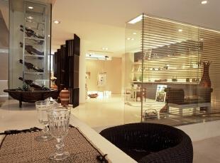 ,120平,110万,现代,两居,客厅,黄白,