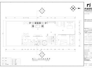 地下一层空间布局分为休闲区,客卧、书房、卫生间、设备间、储藏室合理分布,同时也增加了最大限度满足业主的功能需求。,345平,85万,简约,别墅,