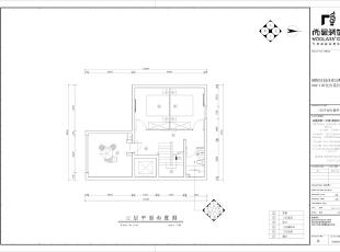 三层将原有大面积设备间改为两个客卧以及独立卫生间,合理利用空间,并满足业主会客需求;同时在三层之上加建阁楼,设置佛龛。,345平,85万,简约,别墅,