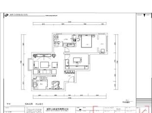 西安城市人家装饰公司│丽苑小区110㎡简欧风格——暖暖点缀意想不到的美,110平,4万,欧式,三居,