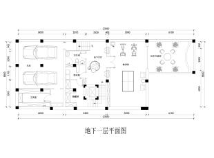 不同的空间应用于不同的别墅空间设计,地下室被定义为休闲娱乐空间。健身房、影音室和地下庭院形成了地下庭院的主要娱乐休闲格局。,700平,300万,中式,别墅,