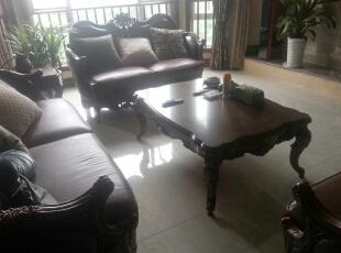 客厅家具,160平,60万,欧式,三居,客厅,白色,红色,黄色,
