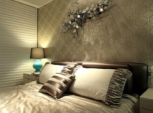 ,240平,20万,美式,四居,卧室,白色,