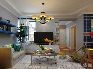 普罗旺世89平两室两厅装修地中海样板间效果图集——电视背景墙效果图,现代时尚的大型挂画搭配乳胶漆墙面,能够让淳朴质感的墙面上显现出现代时尚的感觉,宽敞的素色沙发上面配着彩色的抱枕,让平静的空间里面增添了几分活泼、欢快的感觉。,89平,6万,混搭,两居,普罗旺世装修,美巢装饰,装修装饰,装修优惠,装修团装,客厅,白色,