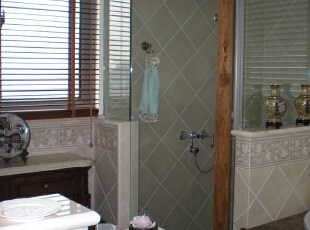 洗手间,240平,60万,混搭,复式,卫生间,白色,原木色,