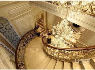 ,156平,30万,欧式,一居,楼梯,金黄色,