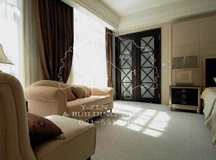 低调奢华,是一种生活态度,一种具有高贵品质的优越品位的生活方式,一种优质生活的表达,一种格调与品位的象征,同时也是一种风格的追求。,235平,235万,现代,别墅,客厅,咖啡色,白色,