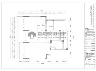 原始结构图,实用型三居室,有内外两个卫生间,121平,8万,欧式,三居,
