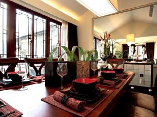 中式别墅-古城区的私...