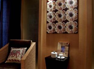 东南亚的画艺最大的特点就是不再约束于笔于纸,其多种多样的艺术表达方式常常被人们津津乐道。,172平,32万,混搭,大户型,
