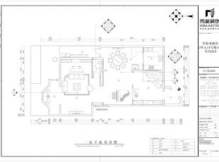 别墅装修设计需要进行较为严格的功能规划和处理,一层没有较多需要更改的功能区,设计师在设计上遵从业主的要求,领用绚烂的色彩打造一个美丽温馨的家。,400平,80万,混搭,别墅,