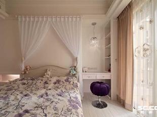 ,135平,18万,新古典,三居,卧室,粉红色,白色,