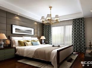 """居室在色彩方面秉承了传统古典风格的典雅和华贵,但与之不同的是加入了很多现代元素,呈现着时尚的特征。在配饰的选择方面更为简洁,少了许多奢华的装饰,更加流畅地表达出传统文化中的精髓。为了给居室增添几分暖意,饰以精巧的灯具和雅致的挂画,使整个居室在浓浓古韵中渗透了几许现代气息。 """",380平,50万,中式,别墅,卧室,棕色,白色,"""