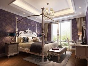 大华澄宫美式新古典女儿房,700平,400万,新古典,别墅,
