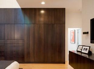 ,500平,80万,现代,别墅,卧室,褐色,白色,
