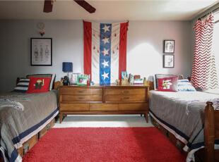 ,184平,15万,简约,别墅,卧室,白色,