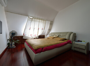,160平,38万,现代,复式,卧室,白色,