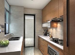,120平,40万,现代,三居,厨房,卧室,