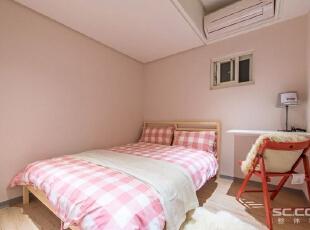 ,69平,9万,宜家,两居,卧室,粉红色,