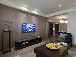 ,120平,18万,现代,三居,客厅,咖啡色,白色,