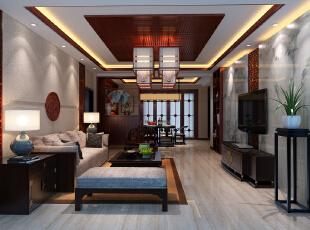 ,252.0平,25.0万,中式,跃层,客厅,红木色,白色,