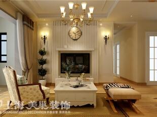 ,90平,8万,现代,一居,客厅,暖色,米黄色,