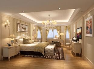 ,760.0平,0.0万,欧式,别墅,卧室,米黄色,