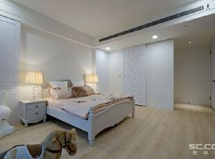 ,144平,19万,现代,三居,卧室,紫色,白色,