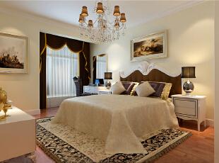 ,60平,5万,现代,两居,卧室,米黄色,