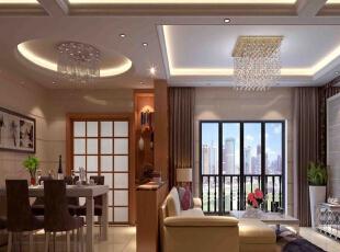 简单的摆放,顶面简单的吊顶,墙面白色的乳胶漆等,构造出典型的简约风格,,140平,9万,现代,两居,客厅,灰色,原木色,