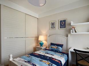 万象春天-美式三居-139平美式精品万象春天婚房公寓设计