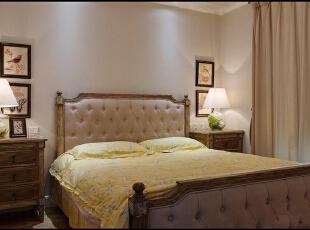 ,89平,10万,清新,两居,卧室,粉色,