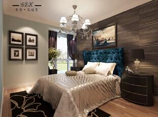 ,80平,20万,两居,现代,卧室,原木色,