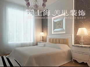 润城89平西户两室两厅现代简约装修卧室效果图,89平,6万,现代,两居,