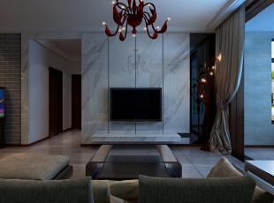 ,80平,5万,现代,两居,客厅,简约,原木色,黑白,
