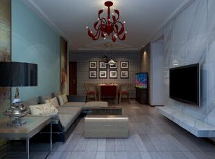 ,80平,5万,现代,两居,黑白,简约,黄色,客厅,