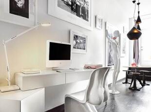前卫混搭视觉艺术 摄影师的个性公寓