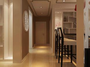 休闲区装修效果图,142平,10万,中式,三居,客厅,黄色,原木色,