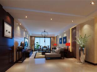 ,165平,13万,新古典,三居,客厅,黄色,