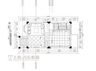 水映唐庄180平方复式装修户型图及平面布局方案-负一楼,180平,20万,美式,别墅,