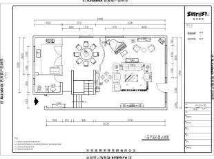 ,260平,33万,欧式,Loft,玄关,客厅,餐厅,卧室,厨房,书房,儿童房,卫生间,阳台,