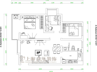 信息工程学院家属院110平方三室两厅平面设计方案,110平,8万,现代,三居,