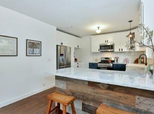 厨房设计,134平,15万,欧式,三居,白色,小资,
