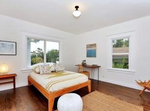 卧室设计,134平,15万,欧式,三居,小资,卧室,白色,
