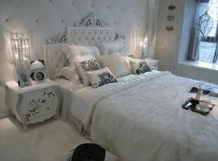 主卧室,120平,17万,现代,一居,卧室,白色,