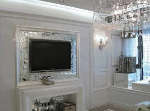 ,120平,17万,现代,一居,客厅,白色,
