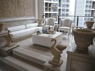 ,120平,17万,现代,一居,阳台,白色,