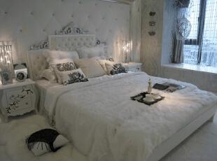 ,120平,17万,现代,一居,卧室,白色,